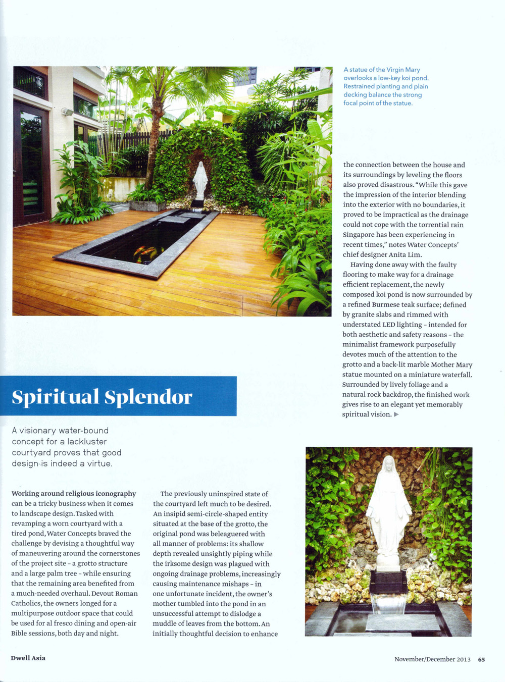dwell Magazine Nov.Dec 02