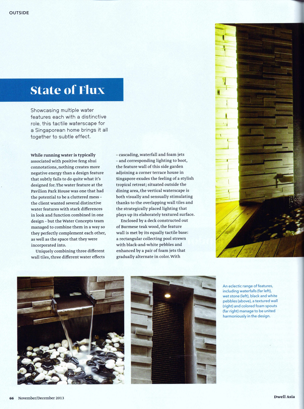 dwell Magazine Nov.Dec 03